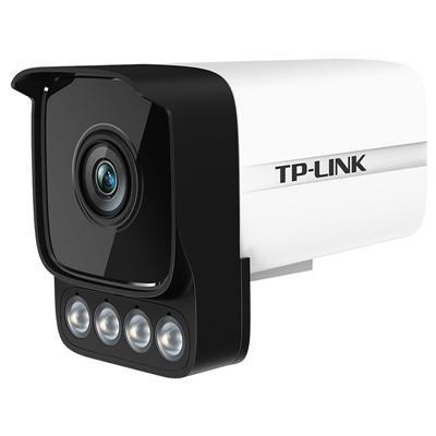 TP-Link 400万枪式 全彩网络摄像头